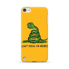 Pepe the frog don't tread on memes iPod Touch 5 Case
