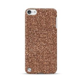 Gold Glitter iPod Touch 5 Case