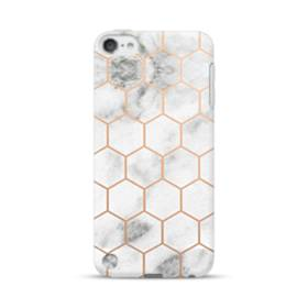 Honeycomb Marble iPod Touch 5 Case