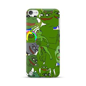 Rare pepe the frog seamless iPod Touch 5 Case