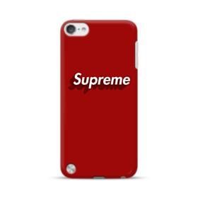Supreme Red Cover iPod Touch 5 Case