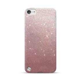 Rose Gold Glitter iPod Touch 5 Case
