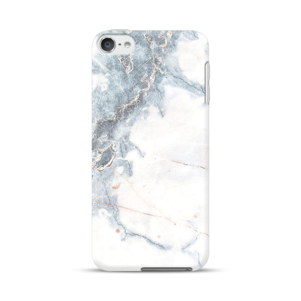 reputable site cc150 4b312 Blue Clouded Marble iPod Touch 6 Case