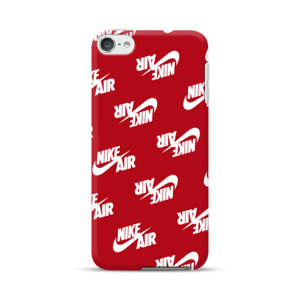 detailed look ccaf9 59190 Nike Air Red iPod Touch 6 Case