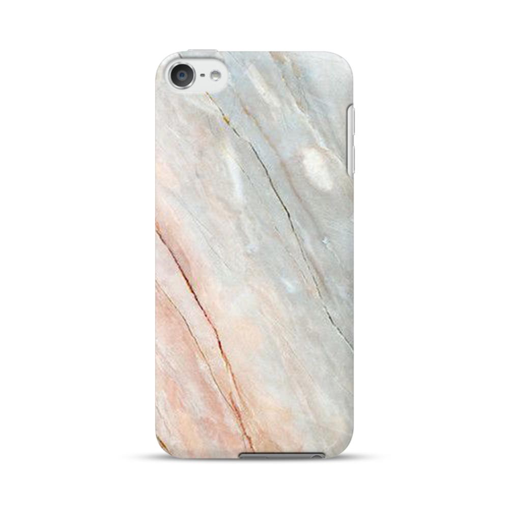 innovative design 0407f 290aa Pink marble iPod Touch 6 Case