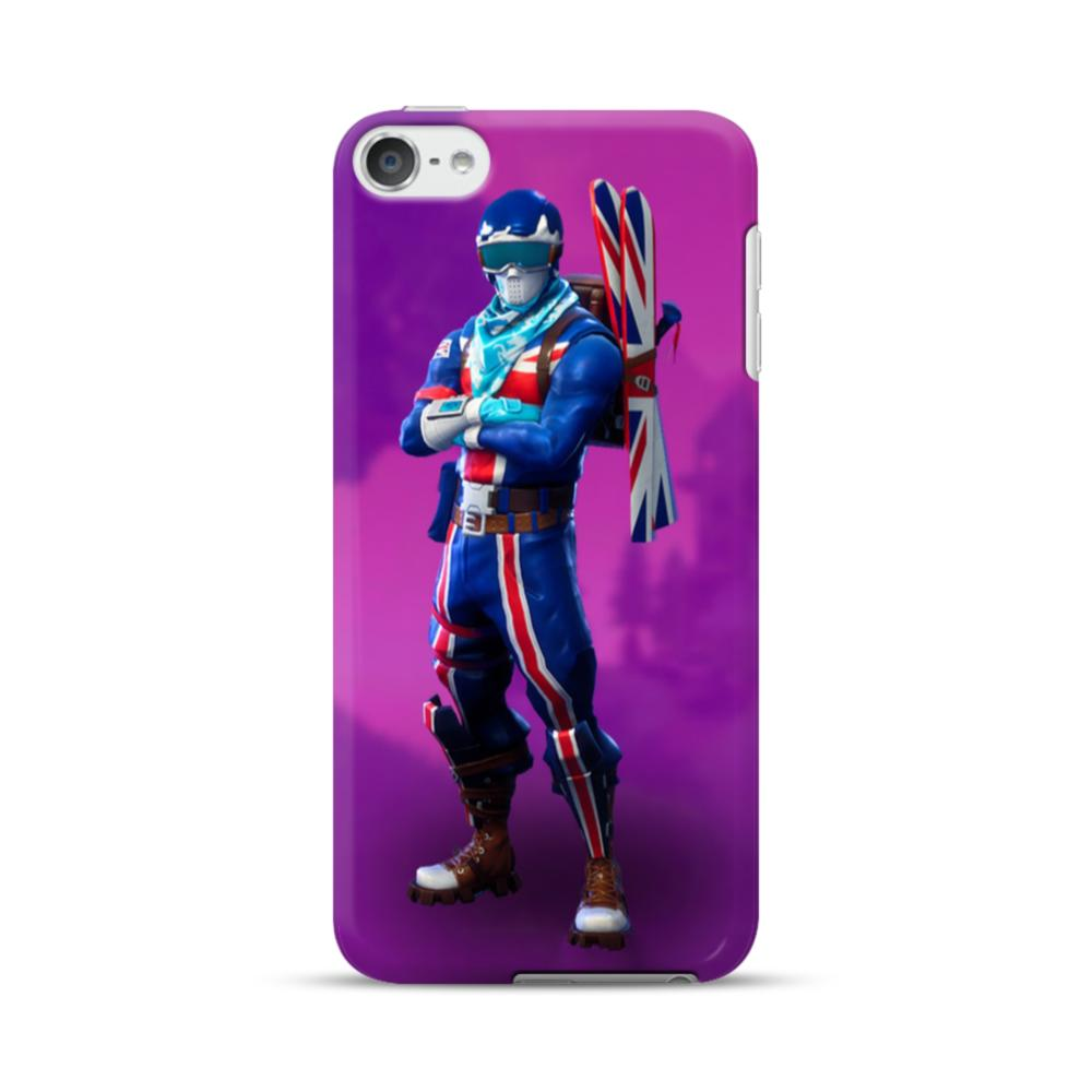 buy online 0480e f534a Fortnite Alpine Ace iPod Touch 6 Case
