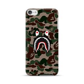 Bape shark camo print iPod Touch 6 Case