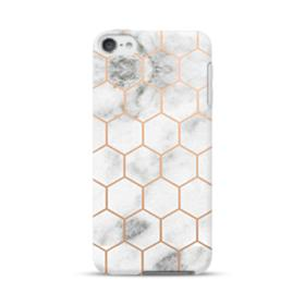 Honeycomb Marble iPod Touch 6 Case