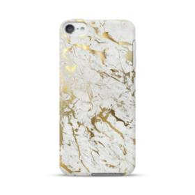 Gold Leaf Marble iPod Touch 6 Case