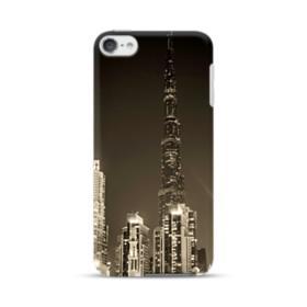 City night skyline iPod Touch 6 Case