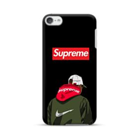 Supreme x Nike Hoodie iPod Touch 6 Case