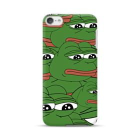 Sad Pepe frog seamless iPod Touch 6 Case