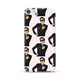 Kris Jenner middle finger meme iPod Touch 6 Case