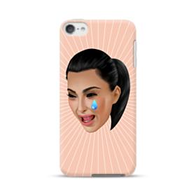 Crying Kim emoji kimoji iPod Touch 6 Case