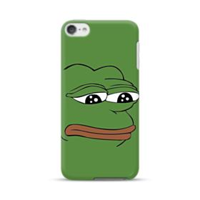 Sad Pepe frog iPod Touch 6 Case
