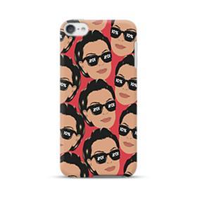 Kris jenner funny meme emoji iPod Touch 6 Case