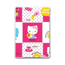 Hello Kitty Pinky White iPad 9.7 (2017) Case
