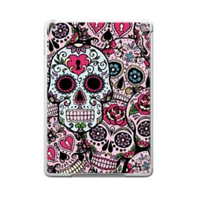 Sugar Skulls Hydro Dipping Pattern iPad 9.7 (2017) Case