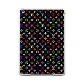 Louis Vuitton Multicolor Black iPad 9.7 (2017) Case