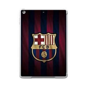 FC Barcelona Logo Fabric iPad 9.7 (2017) Case