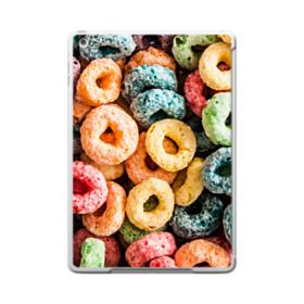 Colorful Corn Cereal Rings iPad 9.7 (2017) Case