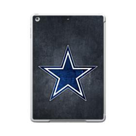 Dallas Cowboys Star Logo Grunge iPad 9.7 (2017) Case