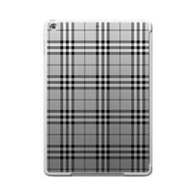 Gray Tartan iPad 9.7 (2017) Case