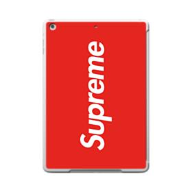 Red Supreme iPad 9.7 (2017) Case