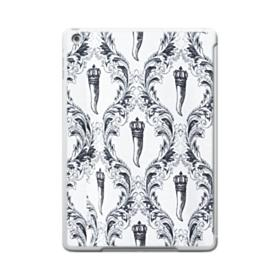 White Lucky Rabbits iPad 9.7 (2017) Case