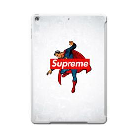 Supreme with Super Man iPad 9.7 (2017) Case