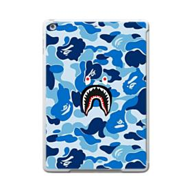 Bape Shark Blue Camo iPad 9.7 (2017) Case