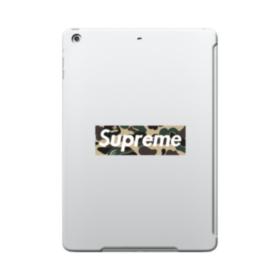 Bape X Supreme Banner iPad 9.7 (2017) Case