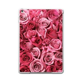 Romantic Rose Pattern iPad 9.7 (2017) Case