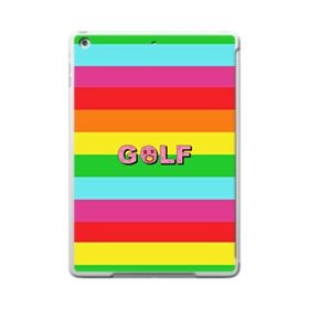 Golf Rainbow iPad 9.7 (2017) Case