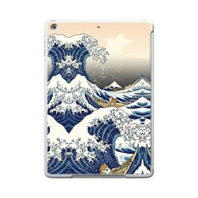 Waves iPad 9.7 (2017) Clear Silicone Case