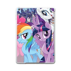 Disney Pony iPad 9.7 (2017) Clear Silicone Case