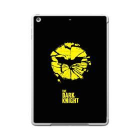The Dark Knight Batman Logo iPad 9.7 (2017) Clear Silicone Case