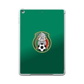 Mexico National Football Team iPad 9.7 (2017) Clear Silicone Case