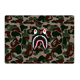 Bape shark camo print iPad 9.7 (2017) Folio Case