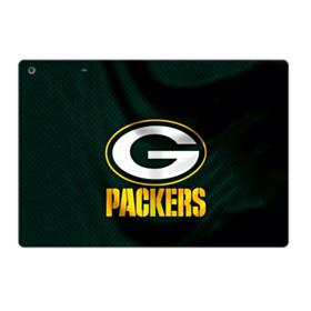 Green Bay Packers Logo Fabric Mesh iPad 9.7 (2017) Folio Case
