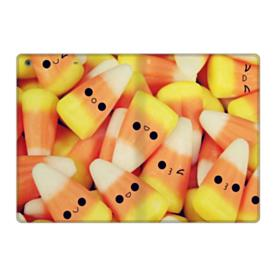 Cute Candy Corn iPad 9.7 (2017) Folio Case