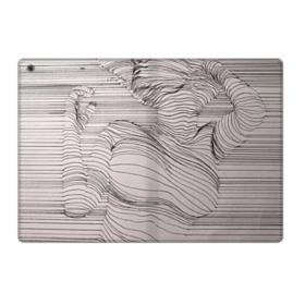 Stripe Drawing iPad 9.7 (2017) Folio Case
