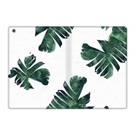 Green Palm Leaves iPad 9.7 (2017) Folio Case