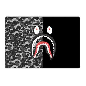 Bape Shark Camo & Black iPad 9.7 (2017) Folio Case