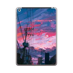 Sunset Houses iPad 9.7 (2018) Case
