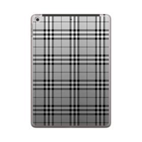 Gray Tartan iPad 9.7 (2018) Case