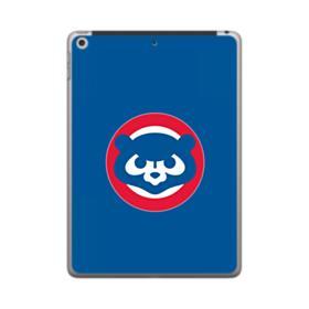 Cubs Mascot Red Circle iPad 9.7 (2018) Case