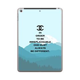 Quote Irreplacable iPad 9.7 (2018) Case