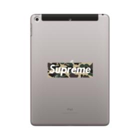 Bape X Supreme Banner iPad 9.7 (2018) Case
