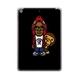 Kid Cudi X Bape iPad 9.7 (2018) Clear Case
